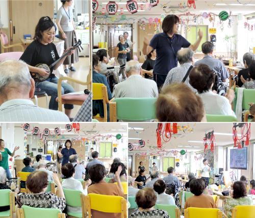 ケアホーム加美夏祭り6.jpg