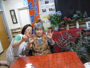 ケアホーム春日丘 花祭り<