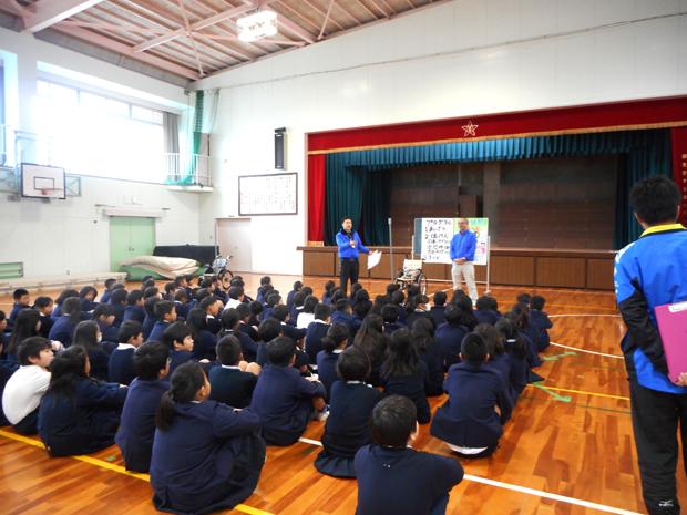 小学生福祉教育2