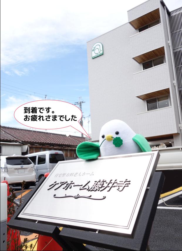 ケアホーム藤井寺までのご案内13