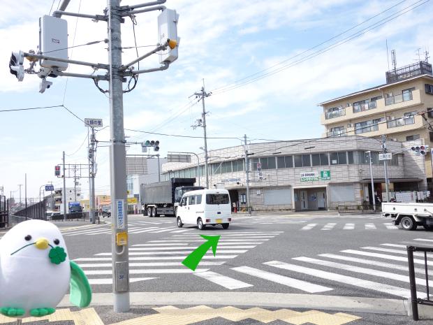 ケアホーム藤井寺までのご案内3