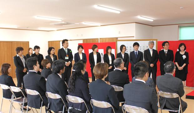 リハビリプラザ桜ヶ丘リポート4-9