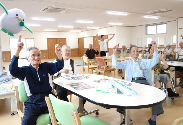リハビリプラザ桜ヶ丘リポート5-3
