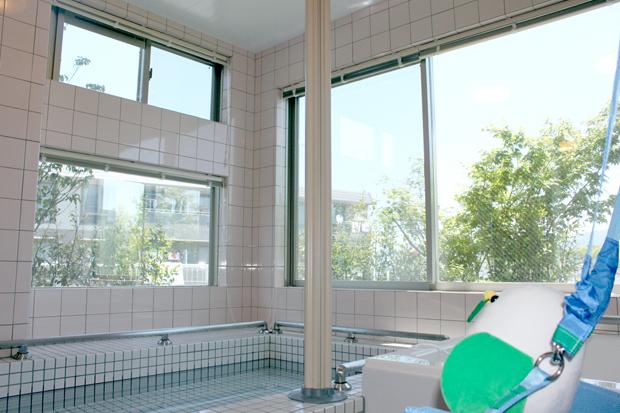 リハビリプラザ桜ヶ丘浴室2