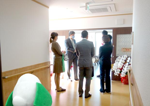 俊徳道営業所・東大阪営業所 竣工式6