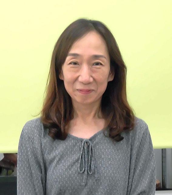 コンフォート大東 営業所長 岡本 美恵子