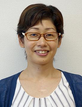 ケアホーム長吉 営業所長 松井 朋子